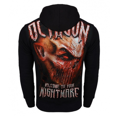 Bluza Octagon Welcome to Your Nightmare z kapturem