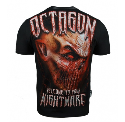 T-shirt Octagon Welcome to your Nightmare